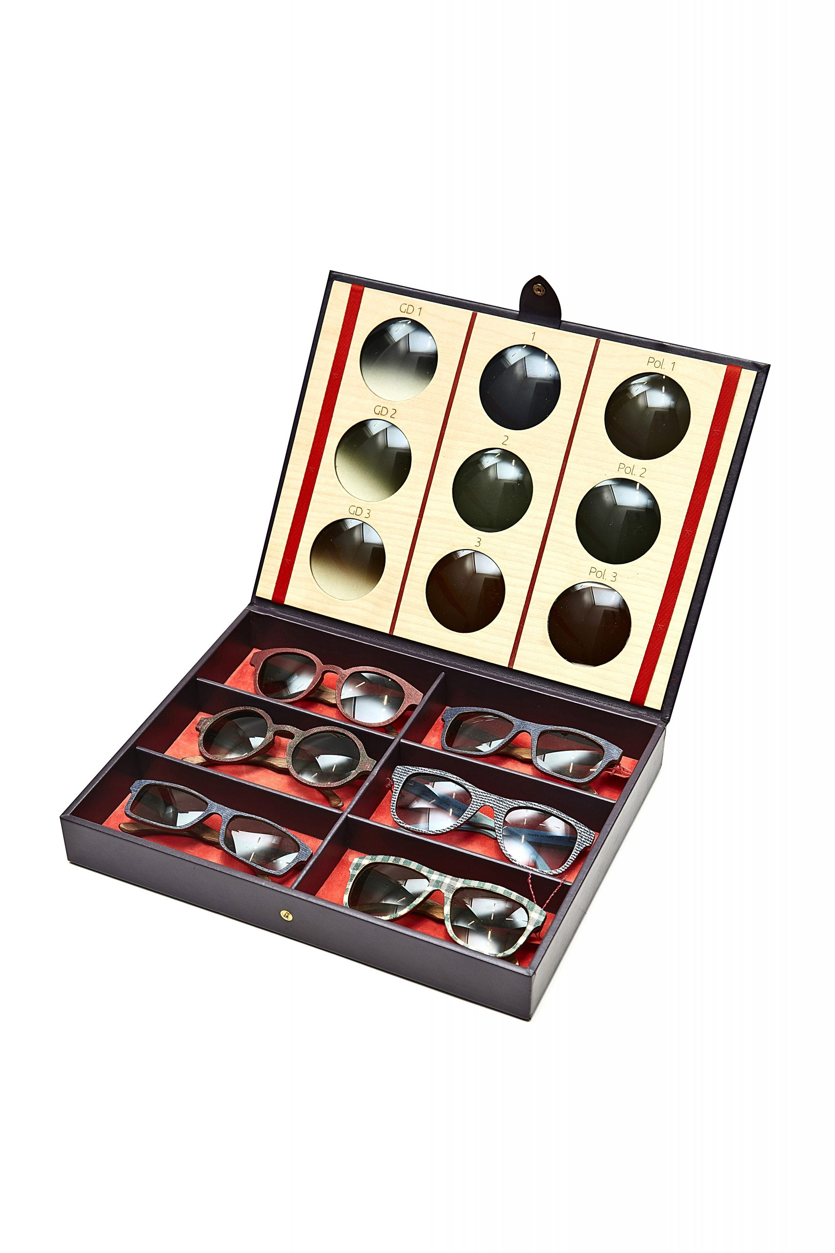 Made-to-order sunglasses boxset (2)