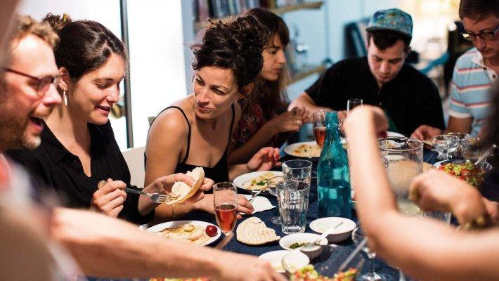 brunch-with-eatwith-hosts-Naama-Shefi-and-Noam-Bonnie-new-york-conde-nast-traveller-1june15-Eilon-Paz