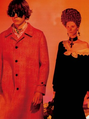 Line up_Gucci by Kevin TachmanX