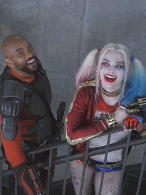 Will-Smith-as-Deadshot-and-Margot-Robbie-as-Harley-Quinn-Behind-The-Scenes-suicide-squad-39727273-1200-679