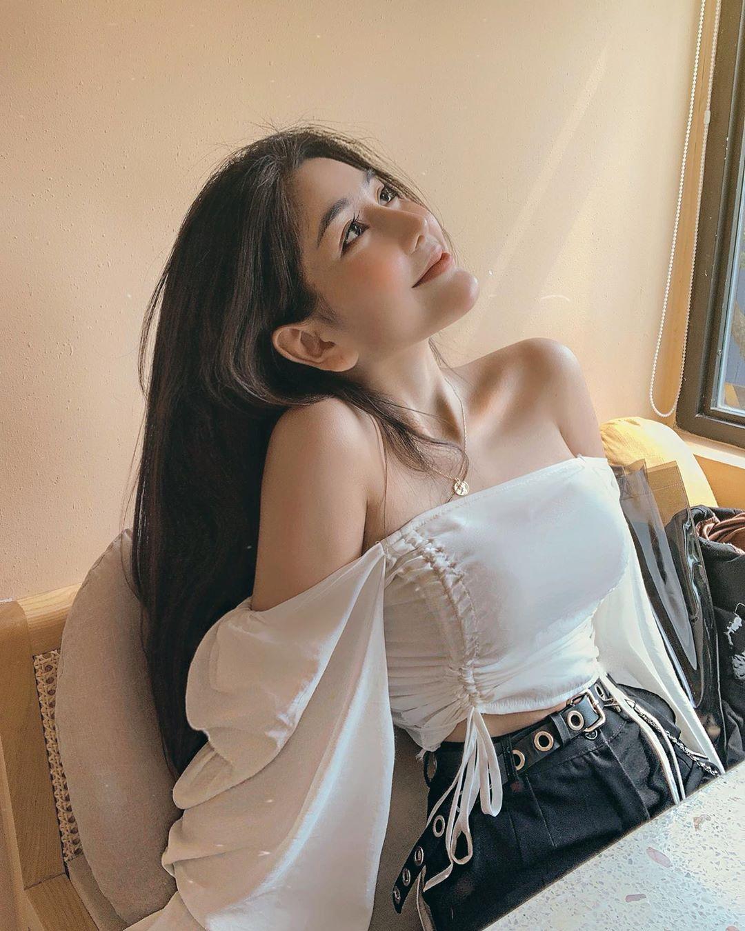 越南美女Vo Ngoc Tran - men's uno 男士時尚雜誌