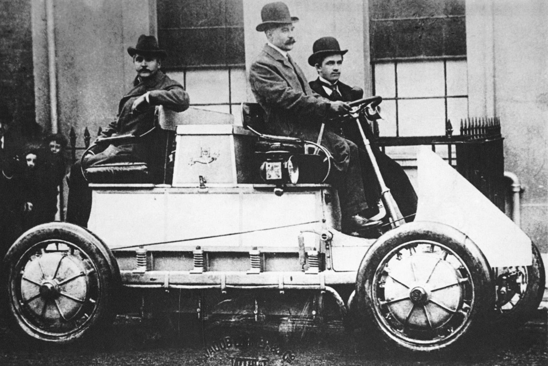 1898 Lohner Porsche