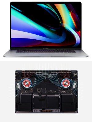 歷來最大Retina顯示器 全新16吋 MacBook Pro (2)