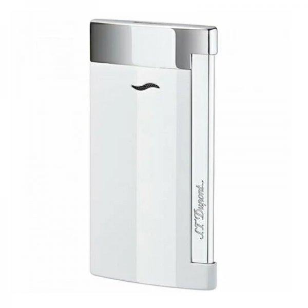 S-T-Dupont-Slim-7-Lighter-White
