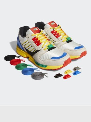 lego adidas Leading highlight