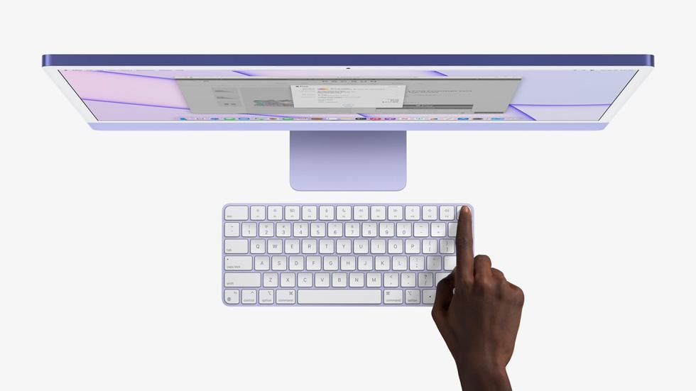 2021全新Apple iMac 7色戰隊奪目登場 + 媲美Macbook的M1版iPad Pro|蘋果春季發佈會2 ...