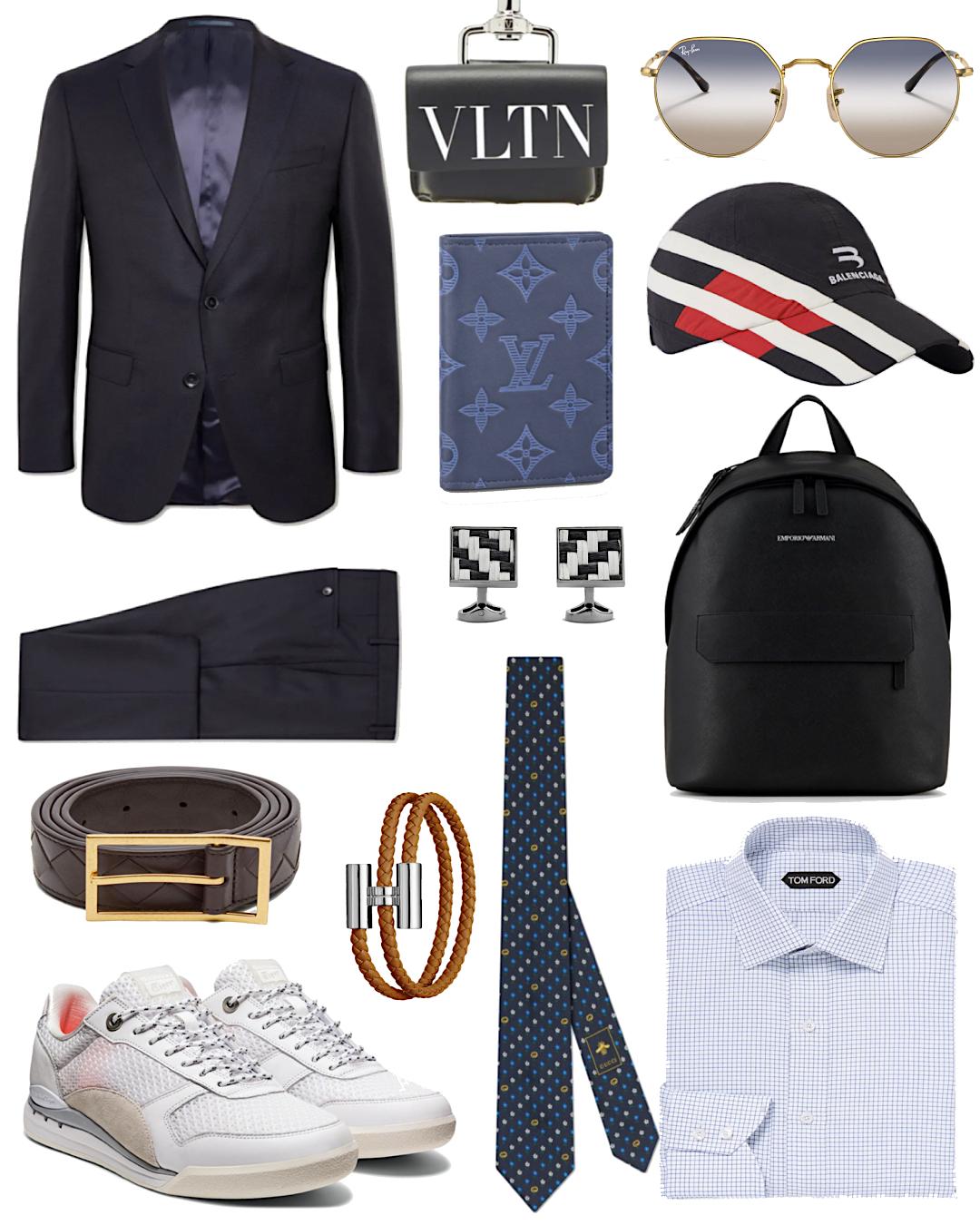 2021父親節禮物推介丨20份$1000至$5000西裝、領呔、銀包及卡片套實用名牌時尚禮物精選