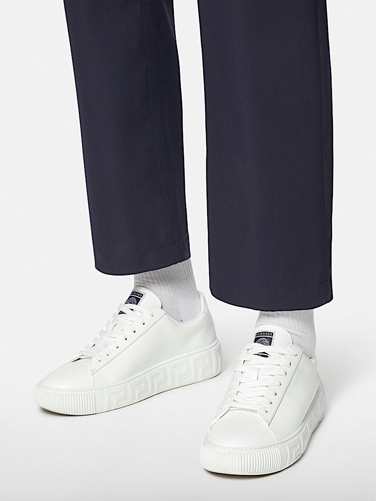 15款2021男士白波鞋推薦丨時尚百搭必備Gucci、Dior及Louis Vuitton名牌小白鞋