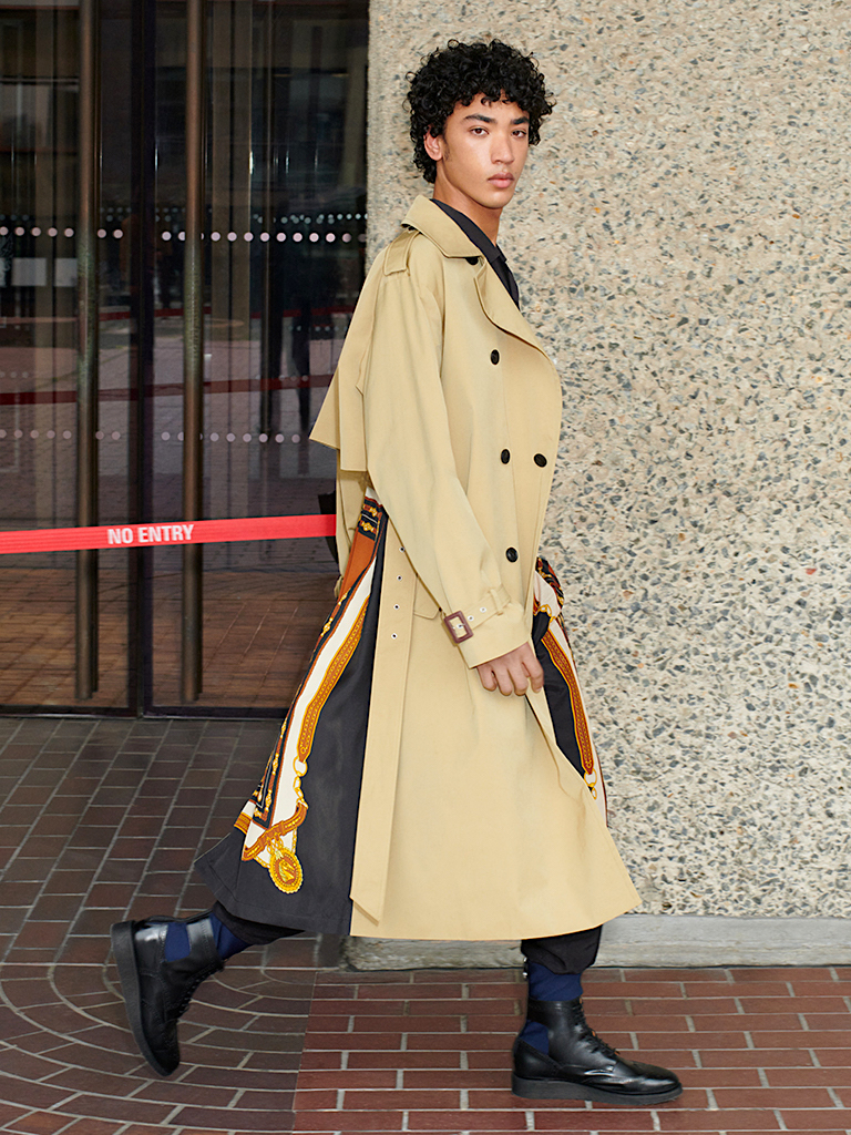 超驚喜聯乘之作丨TOGA ARCHIVES x H&M合作推出男女裝聯乘系列